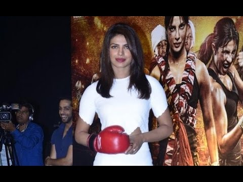 Priyanka Packs A Punch With Mary Kom!