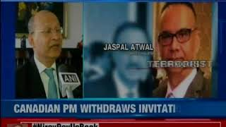 Canadian PM withdraws invitation to Jaspal Atwal; Trudeau's wife's photo raises eyebrows - NEWSXLIVE