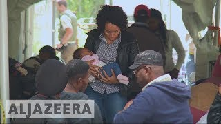 Haitians react to Trump's decision to end 'protected' status - ALJAZEERAENGLISH