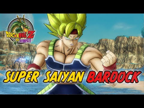 Dragon Ball Z for Kinect - X360 - Super Saiyan Bardock
