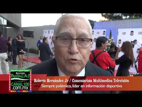 Roberto Hernández Jr / Siempre polémico / Presenta José Antonio Fernández