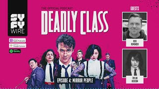 DEADLY CLASS | Official Podcast Episode 4 | SYFY - SYFY