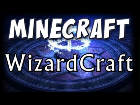 Minecraft WizardCraft Mod Spotlight