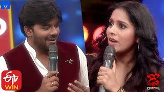Pradeep Funny Punches on Sudigali Sudheer - Dhee Champions (#Dhee 12) Promo - 12th February 2020 - MALLEMALATV