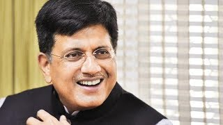 Recruitment for 90,000 vacant posts began this month in Indian railways, says Piyush Goyal - TIMESOFINDIACHANNEL