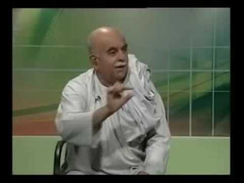 Mehmood Khan Achakzai in Khyber TV Programme News Room Islambad. Part 3/5