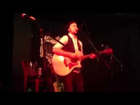 Seth Adam - Troubled Times - The Outer Space (Hamden CT) Dec. 11 2013