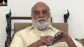 Raghavendra Rao Appreciates Malli Raava Movie   Sumanth, Aakanksha   Sri Balaji Video - SRIBALAJIMOVIES