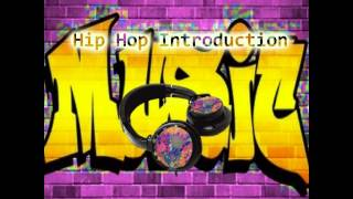 Royalty Free Intro Urban Downtempo End: Hip Hop Intro