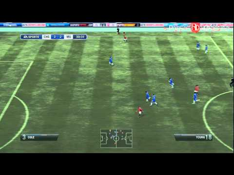 Fifa 12 | Crossing Tutorial | All Types + Examples | by PatrickHDxGaming