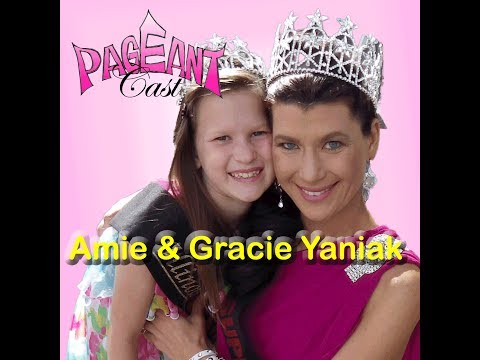 Amie Yaniak, Midwest Illinois' SUPER Mrs. & Gracie Yaniak, Illinois' SUPER PreTeen