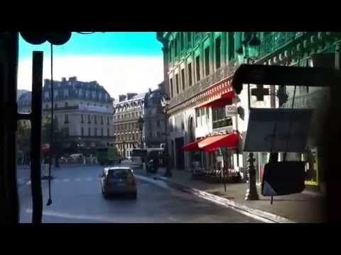 Sightseeing Tour in Paris, France