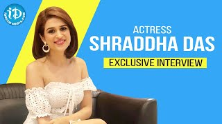 Shraddha Das Latest Exclusive Interview | Talking Movies With iDream | Bhargav | #StayHome - IDREAMMOVIES