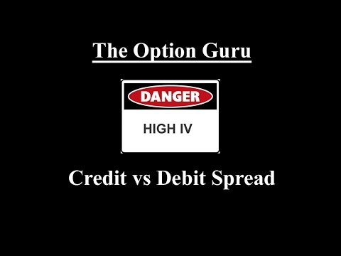 Credit vs Debit Spread