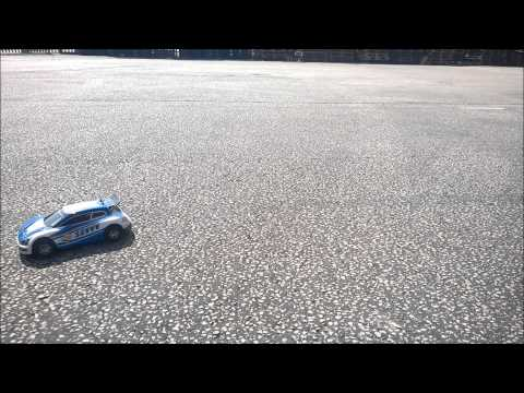 VORTEX 4WD HIGH SPEED RC CAR @ RED5.CO.UK