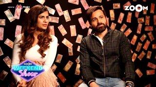 Emraan Hashmi & Shreya Dhanwanthary on their fashion choices | Zoom Weekender Statement - ZOOMDEKHO