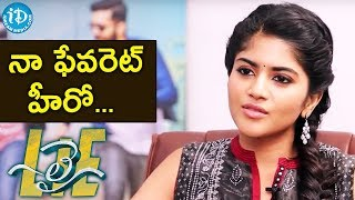 He Is One Of My Favourite Actors - Actress Megha Akash | #Lie | Talking Movies With iDream - IDREAMMOVIES