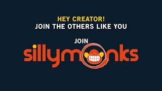 Silly Monks Network - Join the league of Creators - SILLYMONKSENT
