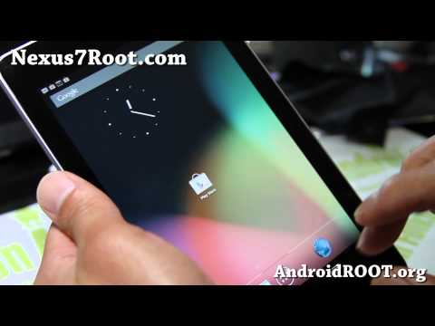 Codename ROM for Rooted Nexus 7!
