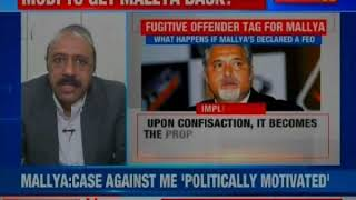 Vijay Mallya case: Arthur Road Jail officials assure safety, security of former liquor baron - NEWSXLIVE