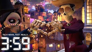 "Step into a Pixar movie ""Coco"" in VR (The 3:59, Ep. 318) - CNETTV"