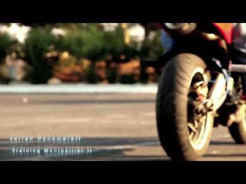 Jorian PONOMAREFF   -   Motorrad Stunt Video 3...................................Oeni