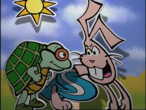 La liebre y la tortuga - Discovery kids