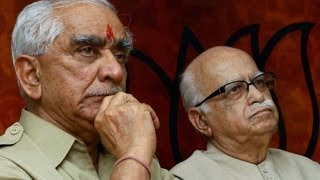 'LK Advani will make a better PM' : Jaswant Singh - TIMESNOWONLINE