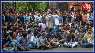 आतंकी Manaan Wani की मौत के बाद 1200 कश्मीरी छात्रों ने AMU छोड़ने की दी धमकी - AAJTAKTV