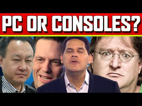 Buy a PC or a Console?