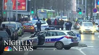 Suspect In Christmas Market Terror Attack Killed By French Police | NBC Nightly News - NBCNEWS