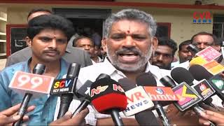 YCP MLA Chevireddy Bhaskar Reddy demands Drinking Water to Chandragiri People | CVR News - CVRNEWSOFFICIAL