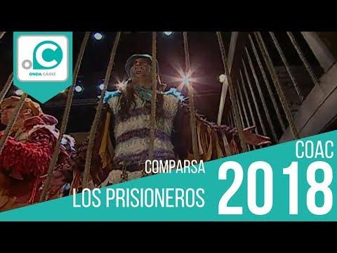 Sesión de Preliminares, la agrupación Los prisioneros actúa hoy en la modalidad de Comparsas.