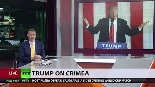 'Crimea is Russian as everyone speaks Russian there' - Trump reportedly tells G7 - RUSSIATODAY