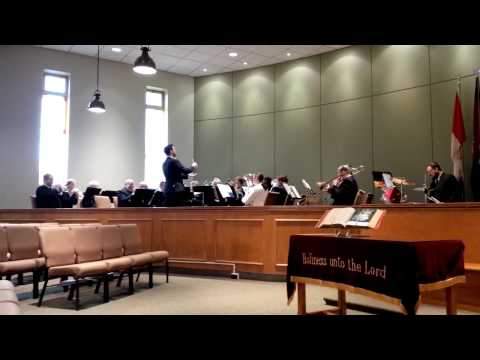 Oakville and Burlington Salvation Army Bands - Prelude 1of5