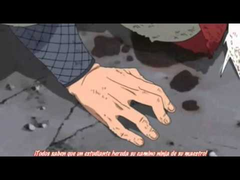 Naruto Shippuden - La historia de Nagato y la muerte de Jiraiya
