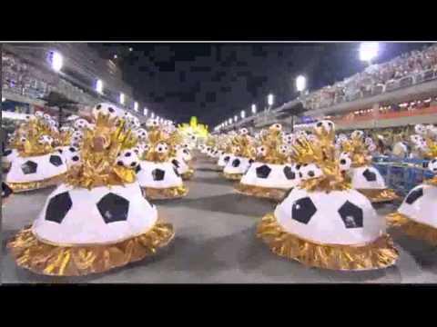 Desfile das Escolas de Samba (União da Ilha -03/03/2014)