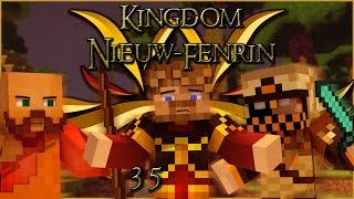 Thumbnail van The Kingdom: Nieuw-Fenrin #35 - DE STAM IN DE JUNGLE?!