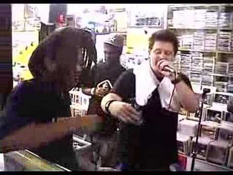 Def Jux Freestyle (Mr. Lif & El-P) live @ Criminal Records