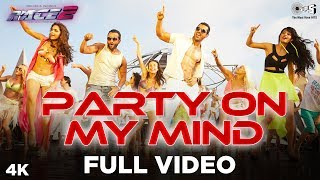 Party On My Mind Full Video Race 2 | Saif Ali, John, Deeepika, Jacqueline & Amisha | Honey Singh - TIPSMUSIC