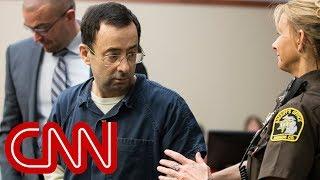 Victims confront sex criminal Larry Nassar in court - CNN