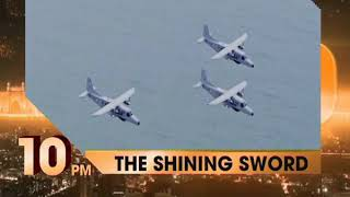 Indian Navy's Western Naval Command THE SHINING SWORD tonight at 10pm on NewsX - NEWSXLIVE