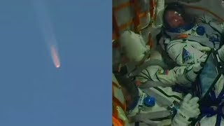 Russian cosmonaut Ovchinin speaks to RT - RUSSIATODAY