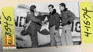 Project Blue Book: Declassified - The Gorman Dogfight | History - HISTORYCHANNEL