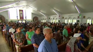 Guam's Chamorro People Carry on, Despite Escalation of U.S.-North Korea Tensions - NBCNEWS