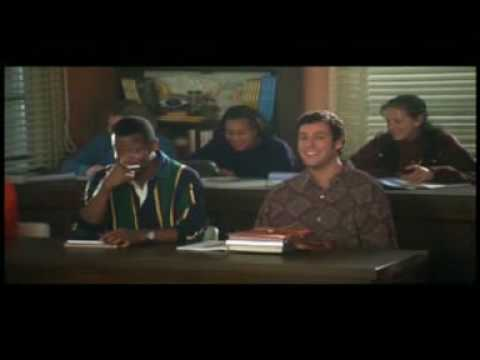 Conflict Resolution - The Waterboy