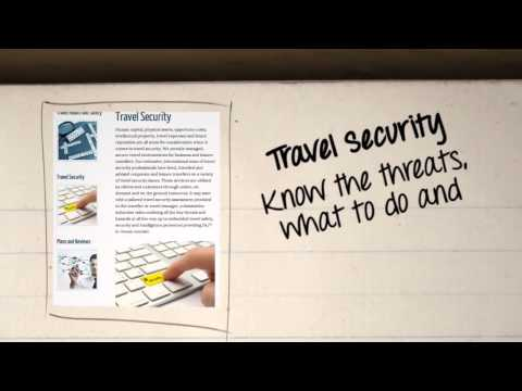 Intelligent Travel: Next Generation Travel Risk Management-Introduction Video