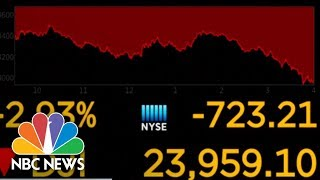 Special Report: Dow Plunges More Than 700 Points | NBC News - NBCNEWS