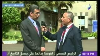 """""""ياسر رزق: كلمة السيسي أمام البرلمان الإثيوبي """"تاريخية"""