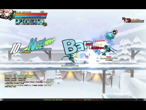 Elsword: Deadly Chaser xzz cancel